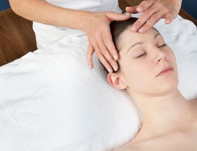 Acupressuurmassage